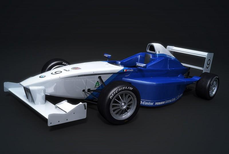 Formula BMW - Render 01