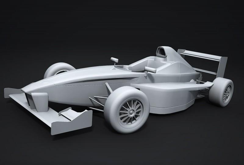 Formula BMW - Render 03