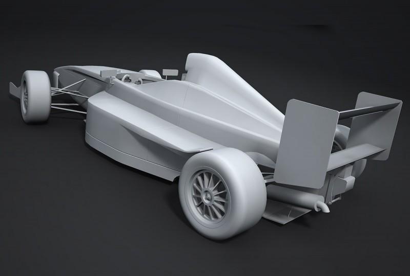 Formula BMW - Render 04